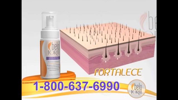 BeloForte TV Spot, 'Fortalece el cabello' [Spanish] - Thumbnail 5