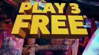 Dave and Buster's Angry Birds Arcade TV Spot, 'Summer of Games' - Thumbnail 6