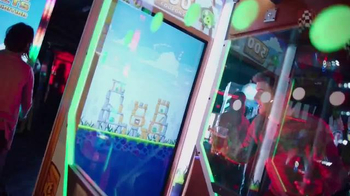 Dave and Buster's Angry Birds Arcade TV Spot, 'Summer of Games' - Thumbnail 9