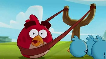 Dave and Buster's Angry Birds Arcade TV Spot, 'Summer of Games'