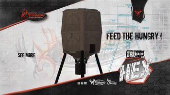 Wildgame Innovations Buck Commander Hex Feeder TV Spot, 'Feed More Deer'