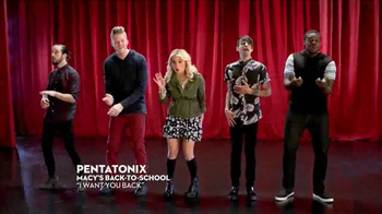Macy's TV Spot, 'Can You Bring It Like Pentatonix?'