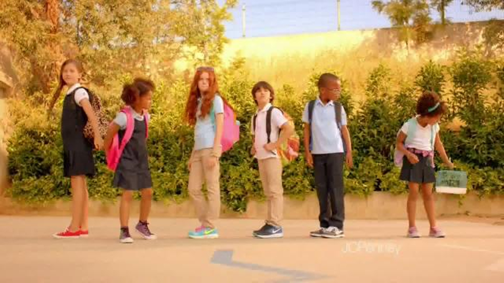 JCPenney Back to School Sale TV Commercial, 'Be the Trend'