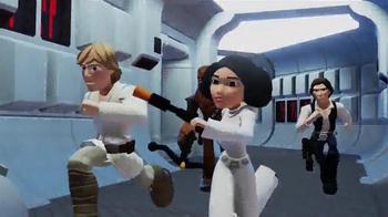 Disney Infinity 3.0 Star Wars TV Spot, 'This Fall' Song by John Williams - Thumbnail 2