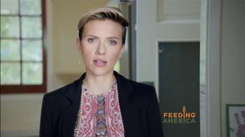 Feeding America TV Spot, 'Apples & Bananas' Featuring Scarlett Johansson - Thumbnail 8