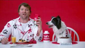 Milk-Bone Good Morning Daily Vitamin Treats TV Spot, 'Newspaper'