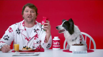 Milk-Bone Good Morning Daily Vitamin Treats TV Spot, 'Newspaper'