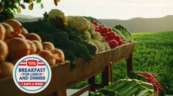 Golden Corral Farm Fresh Breakfast TV Spot, 'Cornucopia' Ft. Jeff Foxworthy - Thumbnail 4