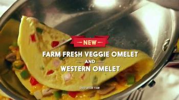 Golden Corral Farm Fresh Breakfast TV Spot, 'Cornucopia' Ft. Jeff Foxworthy - Thumbnail 6