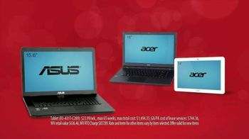 Rent-A-Center Back-to-School Sale TV Spot, 'Laptops'