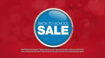 Rent-A-Center Back-to-School Sale TV Spot, 'Laptops' - Thumbnail 1