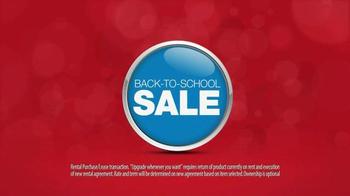 Rent-A-Center Back-to-School Sale TV Spot, 'Laptops' - Thumbnail 2