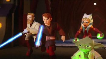 Disney Infinity 3.0 Star Wars Starter Pack TV Spot, 'Epic Gameplay'