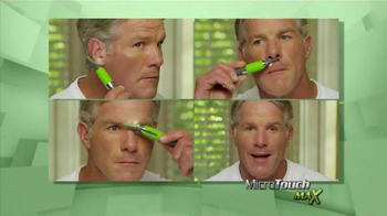 MicroTouch Max TV Spot, 'Look Your Best' Featuring Brett Favre - Thumbnail 5