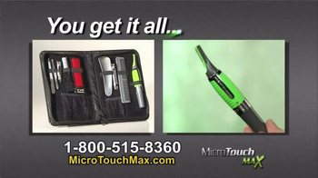 MicroTouch Max TV Spot, 'Look Your Best' Featuring Brett Favre - Thumbnail 8