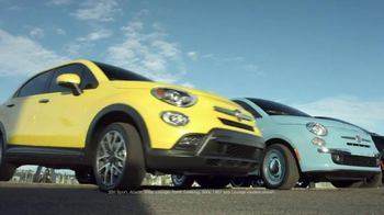 FIAT 500 Summer Clearance Event TV Spot, 'Not Alone'