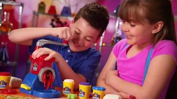 Cra-Z-Art Magic Dough Machine TV Spot, 'Crazy Colors'