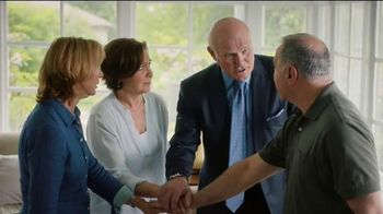Merck TV Spot, \'Surprise Door Knock\' Featuring Terry Bradshaw
