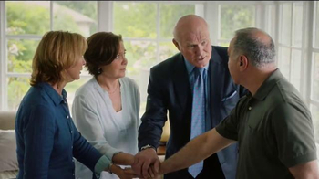Merck TV Spot, 'Surprise Door Knock' Featuring Terry Bradshaw
