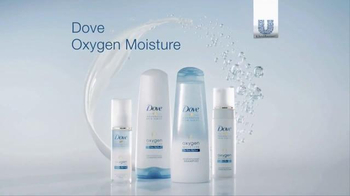 Dove Oxygen Moisture TV Spot, 'Nourished Volume' - Thumbnail 6