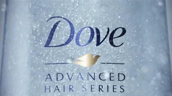 Dove Oxygen Moisture TV Spot, 'Nourished Volume' - Thumbnail 3