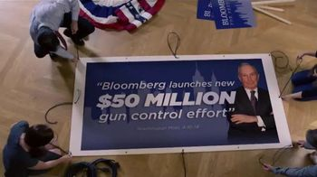 National Rifle Association TV Spot, 'Tell Bloomberg'