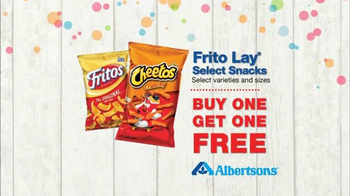 Albertsons Huge Anniversary Sale TV Spot, 'Chicken and Snacks' - Thumbnail 5