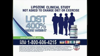 Lipozene TV Spot, 'Replica'