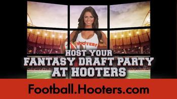 Hooters TV Spot, 'NFL Fantasy Football Destination' Featuring Jon Gruden - Thumbnail 5