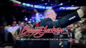 Barrett-Jackson Eighth Annual Las Vegas Auction TV Spot, 'Consign Your Car' - Thumbnail 1