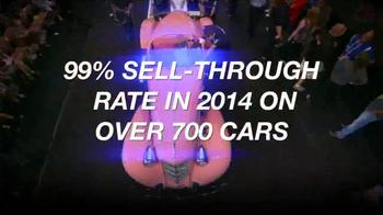 Barrett-Jackson Eighth Annual Las Vegas Auction TV Spot, 'Consign Your Car' - Thumbnail 3