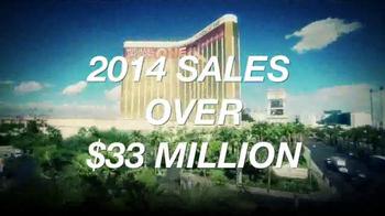Barrett-Jackson Eighth Annual Las Vegas Auction TV Spot, 'Consign Your Car' - Thumbnail 5