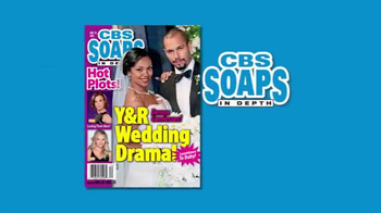 CBS Soaps in Depth TV Spot, \'Young & Restless Hilary Says I Do\'