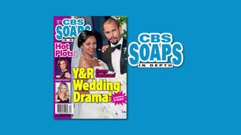 CBS Soaps in Depth TV Spot, 'Young & Restless Hilary Says I Do'