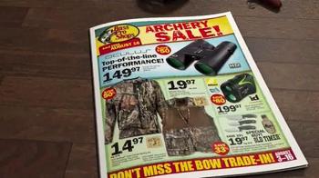 Bass Pro Shops Archery Sale TV Spot, 'More Than a Store' - Thumbnail 6