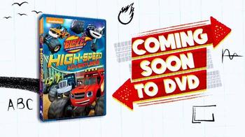 Blaze and the Monster Machines: High-Speed Adventures DVD TV Spot - Thumbnail 2