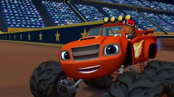 Blaze and the Monster Machines: High-Speed Adventures DVD TV Spot - Thumbnail 3