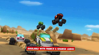 Blaze and the Monster Machines: High-Speed Adventures DVD TV Spot - Thumbnail 4