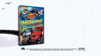 Blaze and the Monster Machines: High-Speed Adventures DVD TV Spot - Thumbnail 8