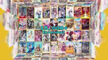 Crunchyroll TV Spot, 'Premium' Song by Anamanaguchi - Thumbnail 8