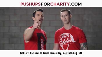 Boot Campaign TV Spot, 'Pushups for Charity' Featuring Tony Horton - 17 commercial airings
