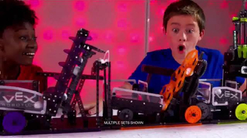 VEX Robotics Ball Machines TV Spot, 'Collect and Combine' - Thumbnail 6