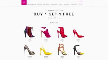 Shoedazzle.com TV Spot, 'Tacones sexys' [Spanish] - Thumbnail 2
