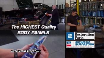 Auto Metal Direct TV Spot, 'Ships Fast' - Thumbnail 2