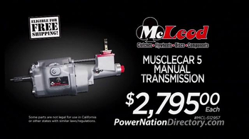 PowerNation Directory TV Spot, 'Additives, Transmisions, Lift Systems' - Thumbnail 3