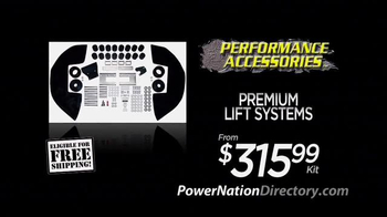 PowerNation Directory TV Spot, 'Additives, Transmisions, Lift Systems' - Thumbnail 4
