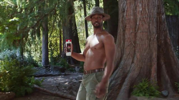 Old Spice Timber TV Spot, 'And So It Begins' Featuring Terry Crews - Thumbnail 3