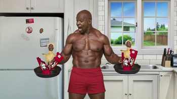 Old Spice Timber TV Spot, 'And So It Begins' Featuring Terry Crews - 594 commercial airings