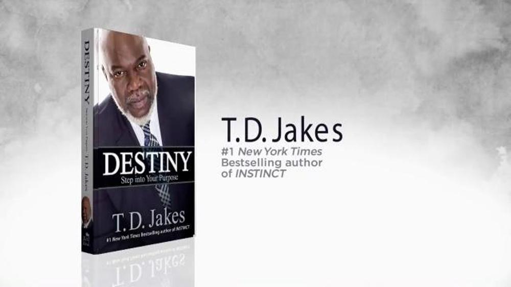 T D  Jakes