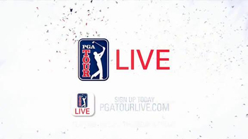 PGA Tour Live TV Spot, 'Great Action' - Thumbnail 6